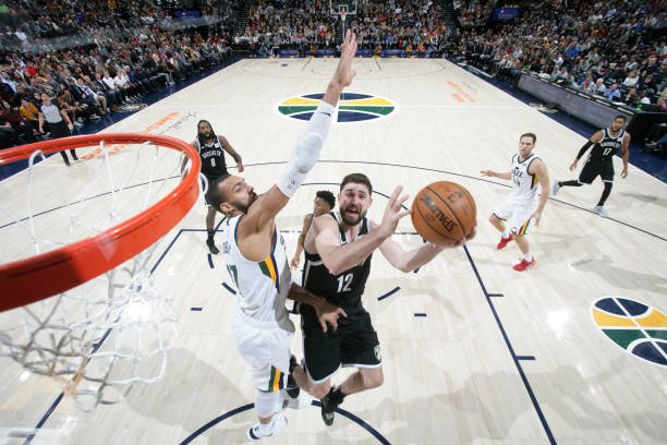 UT: Brooklyn Nets v Utah Jazz