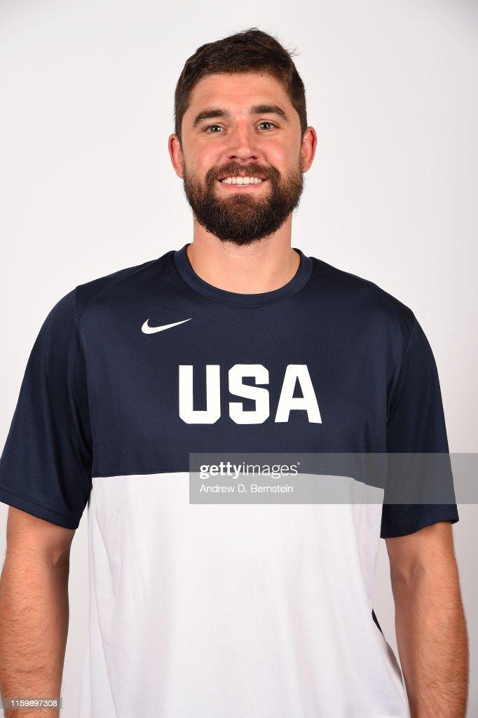 2019 USA Basketball Men's National Team Training Camp - Head Shots : News Photo