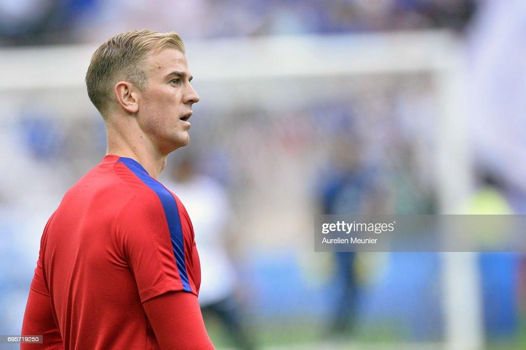 France v England - International Friendly : News Photo