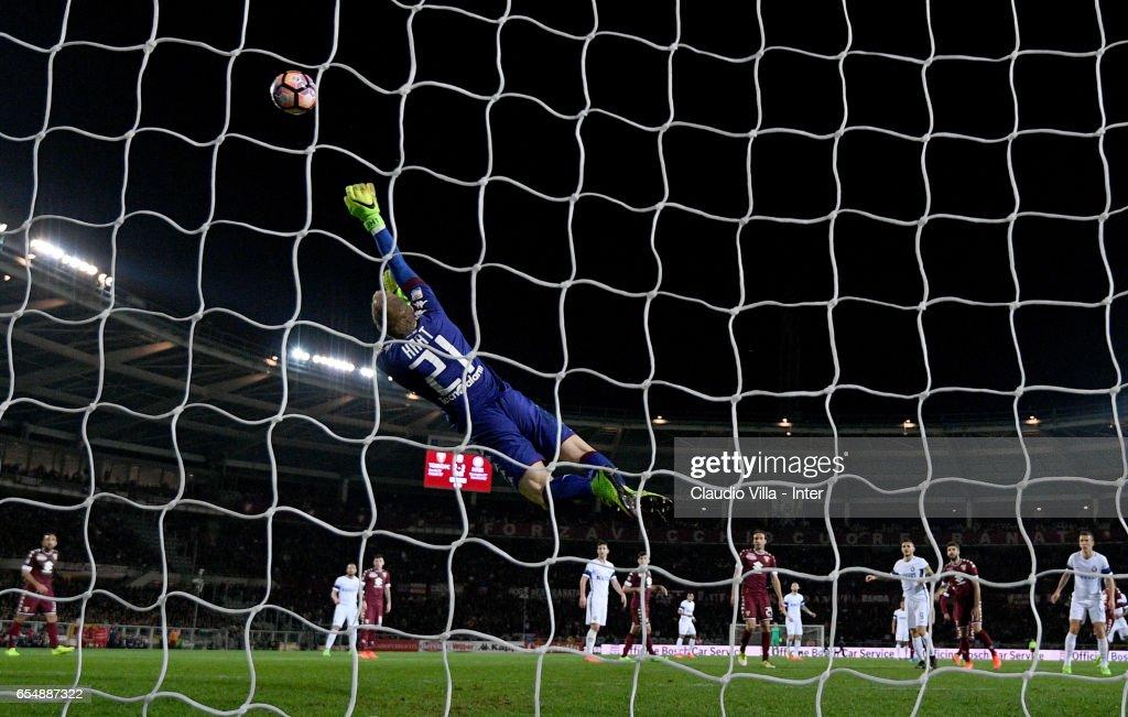 FC Torino v FC Internazionale - Serie A : News Photo