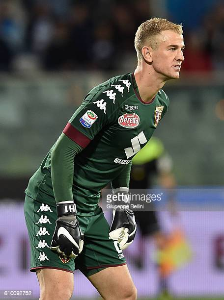 Joe Hart of FC Torino in action during the Serie A match between Pescara Calcio and FC Torino at Adriatico Stadium on September 21 2016 in Pescara...