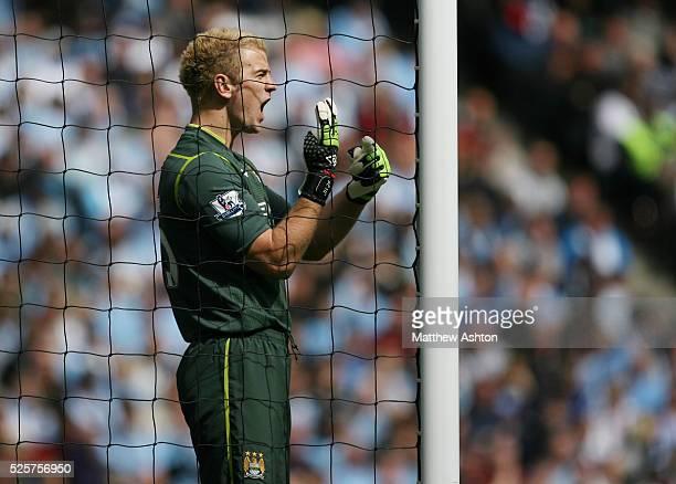 Joe Hart of Manchester City