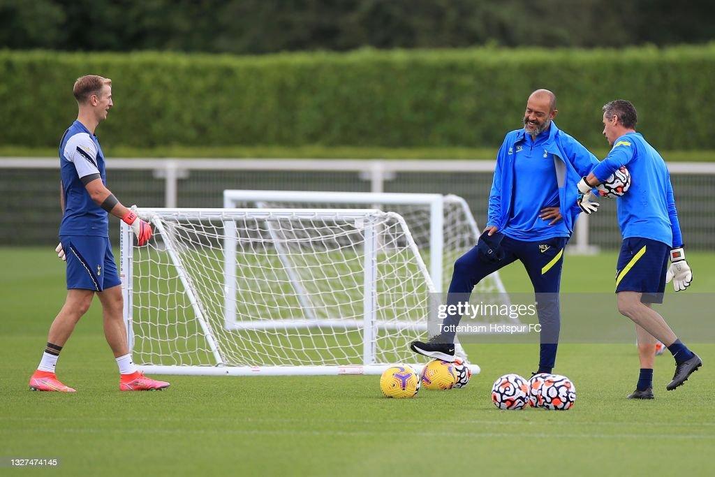 Tottenham Hotspur Pre-Season Training Session : Photo d'actualité