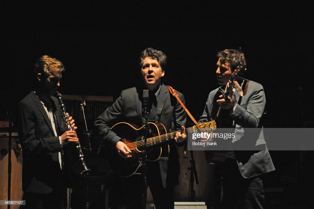 Joe Henry attends The Music of Paul Simon at Carnegie Hall on March 31, 2014 in New York City.