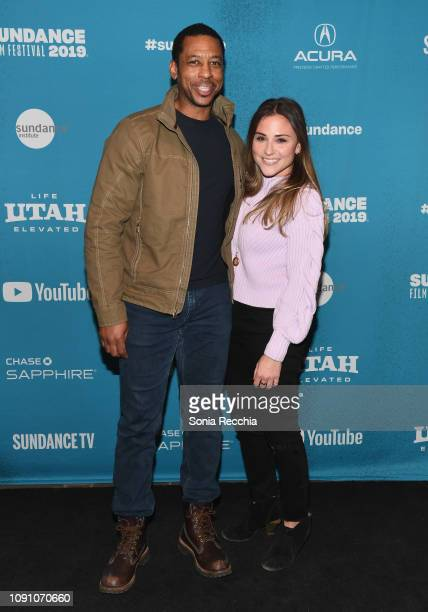 Joe Holt and Kate Krieger attend the Indie Episodic Program 2 during the 2019 Sundance Film Festival at Prospector Square Theatre on January 29 2019...