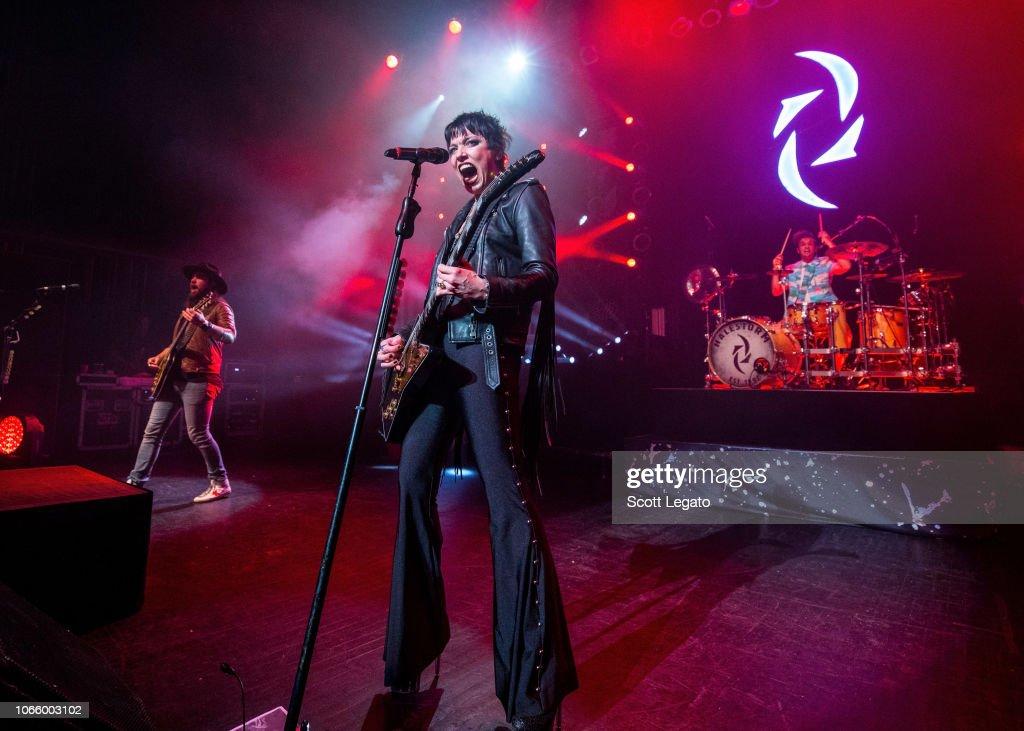 Halestorm In Concert - Detroit, Michigan : News Photo