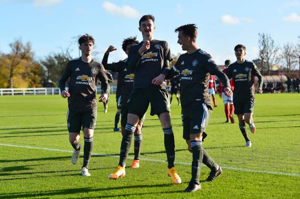 GBR: Middlesbrough v Manchester United - Premier League U18