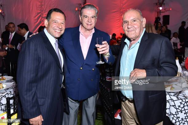 Joe Imbriale attends the 21st Annual Hamptons Heart Ball at Southampton Arts Center on June 10 2017 in Southampton New York