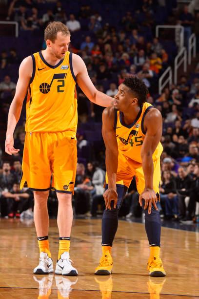 Utah Jazz v Phoenix Suns Photos and Images | Getty Images
