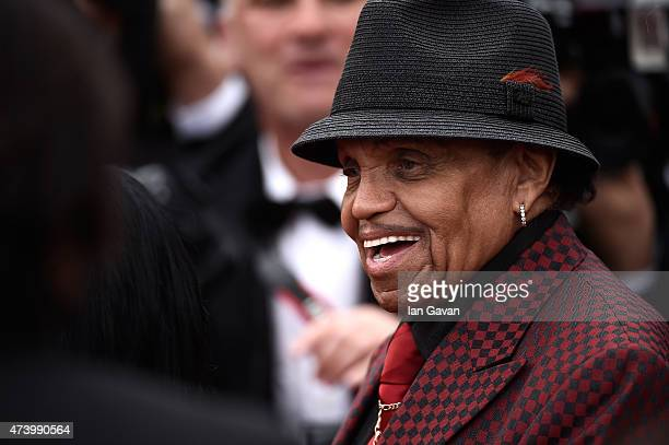Joe Jackson attends the Premiere of Sicario during the 68th annual Cannes Film Festival on May 19 2015 in Cannes France