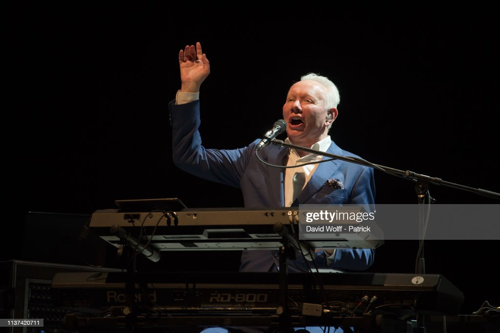 FRA: Joe Jackson Performs At L'OLympia