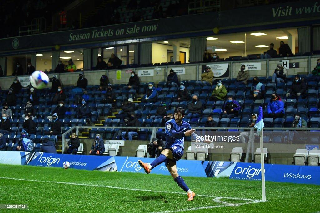 Wycombe Wanderers v Stoke City - Sky Bet Championship : News Photo