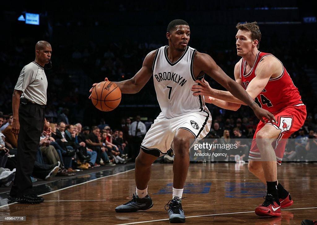 Chicago Bulls vs Brooklyn Nets : News Photo