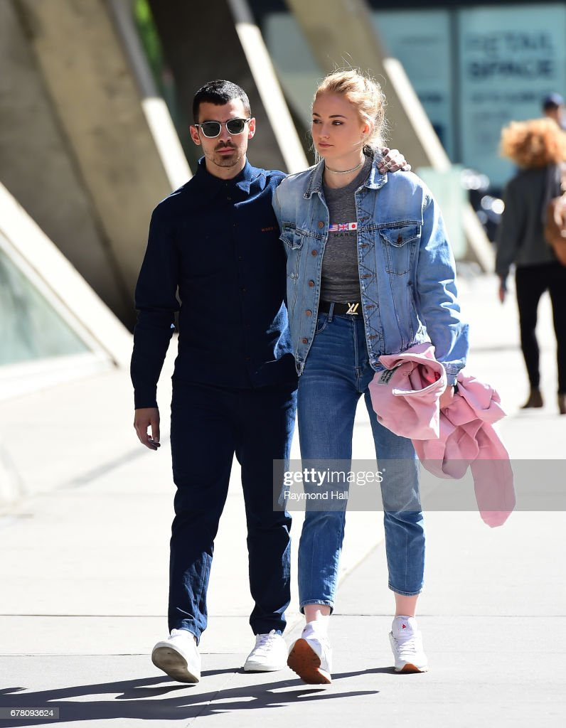 Celebrity Sightings in New York City - May 3, 2017 : News Photo