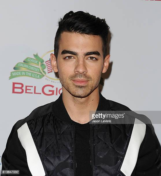 Joe Jonas attends Men's Fitness Game Changers celebration at Sunset Tower Hotel on October 10 2016 in West Hollywood California