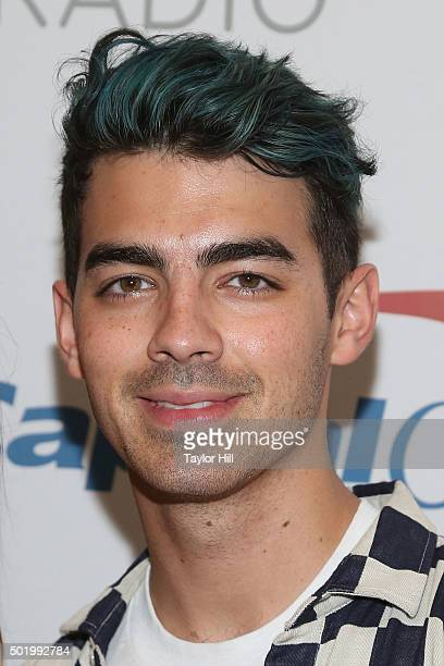Joe Jonas attends the 2015 Y100 Jingle Ball at BBT Center on December 18 2015 in Sunrise Florida