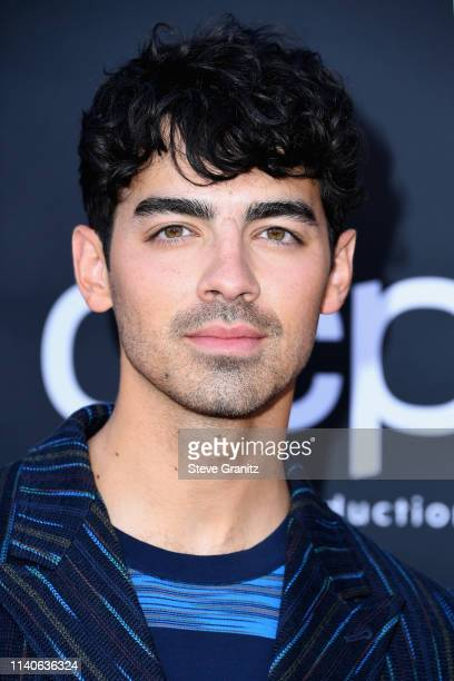 Joe Jonas attends the 2019 Billboard Music Awards at MGM Grand Garden Arena on May 1 2019 in Las Vegas Nevada