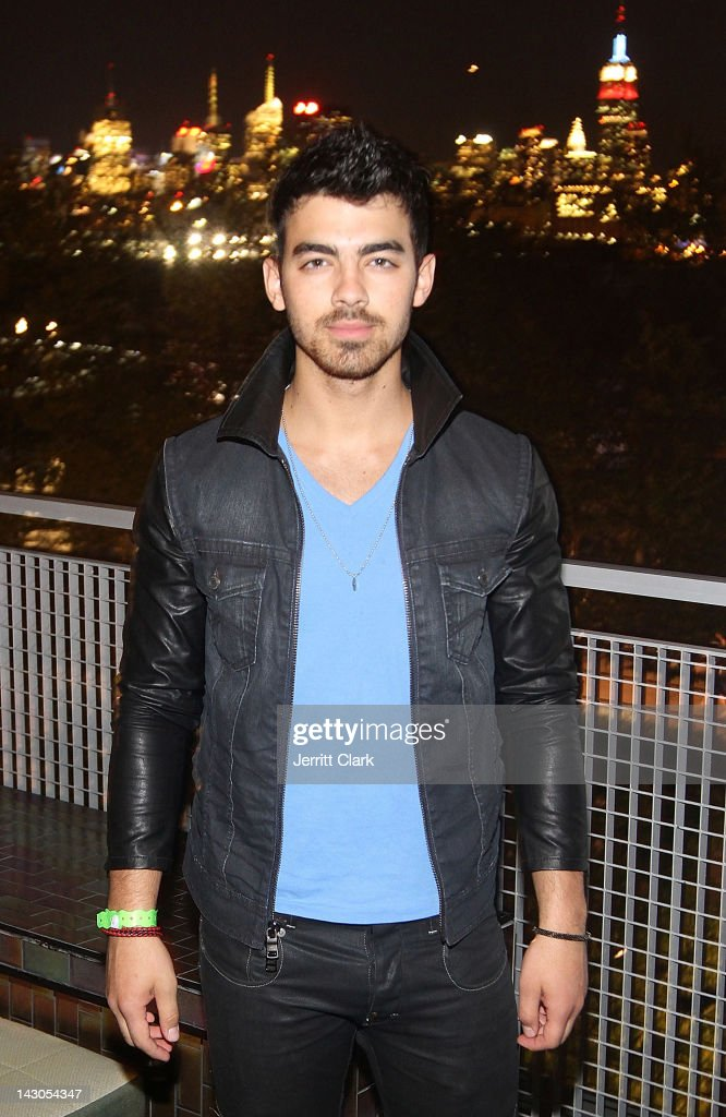 The chandelier room 3 year anniversary party photos and images joe jonas attends the 3 year anniversary party at the chandelier room in the w hotel aloadofball Choice Image
