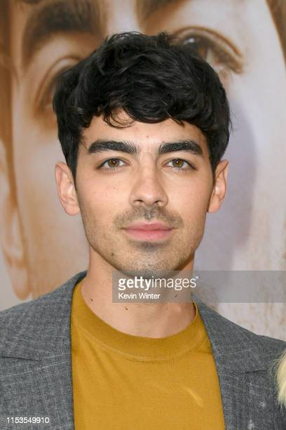 Joe Jonas attends the Premiere of Amazon Prime Video's 'Chasing Happiness' at Regency Bruin Theatre on June 03 2019 in Los Angeles California