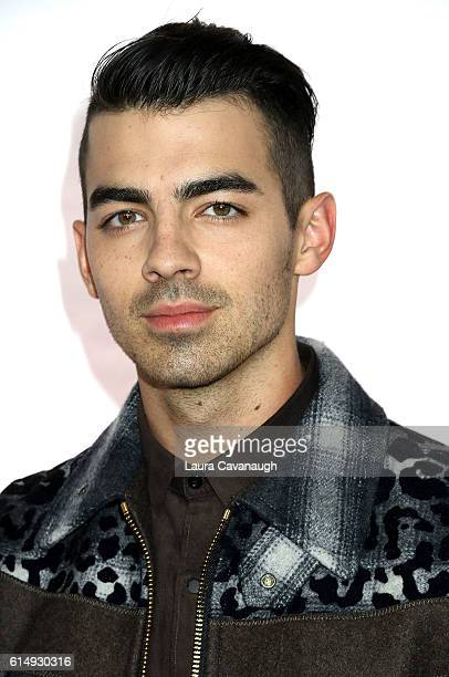Joe Jonas attends TIDAL X 1015 at Barclays Center on October 15 2016 in New York City