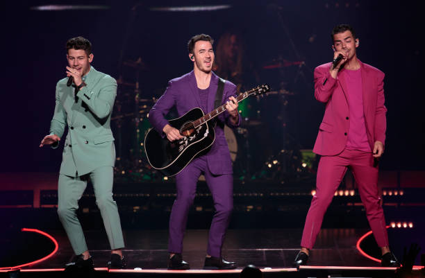 MO: Jonas Brothers In Concert - Kansas City, MO