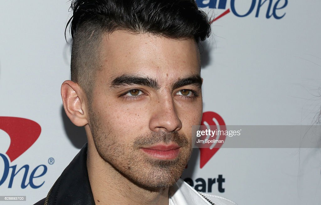Joe Jonas of DNCE attends Z100's Jingle Ball 2016 at Madison Square Garden on December 9, 2016 in New York City.