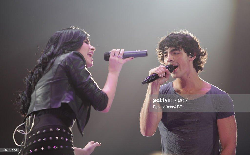 The Jonas Brothers In Concert - Toronto, ON : News Photo