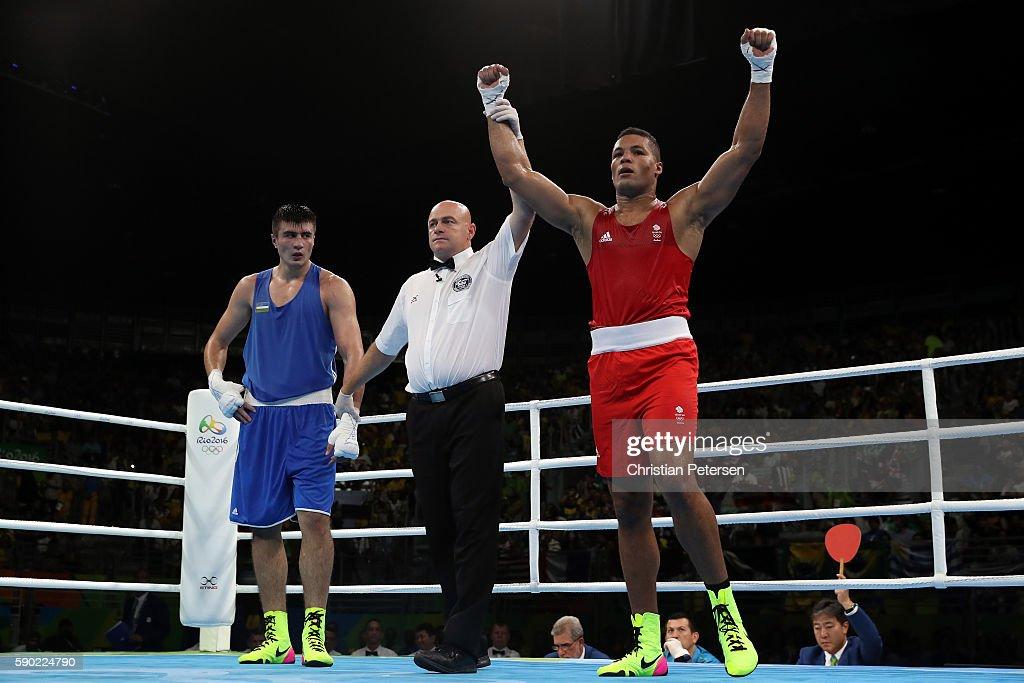 Boxing - Olympics: Day 11 : News Photo