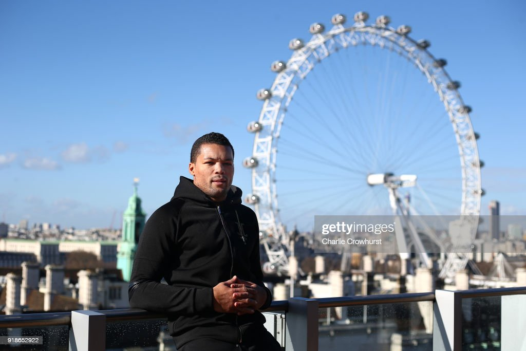 Hayemaker Ringstar Presents Joe Joyce v Rudolf Jozic Weigh in