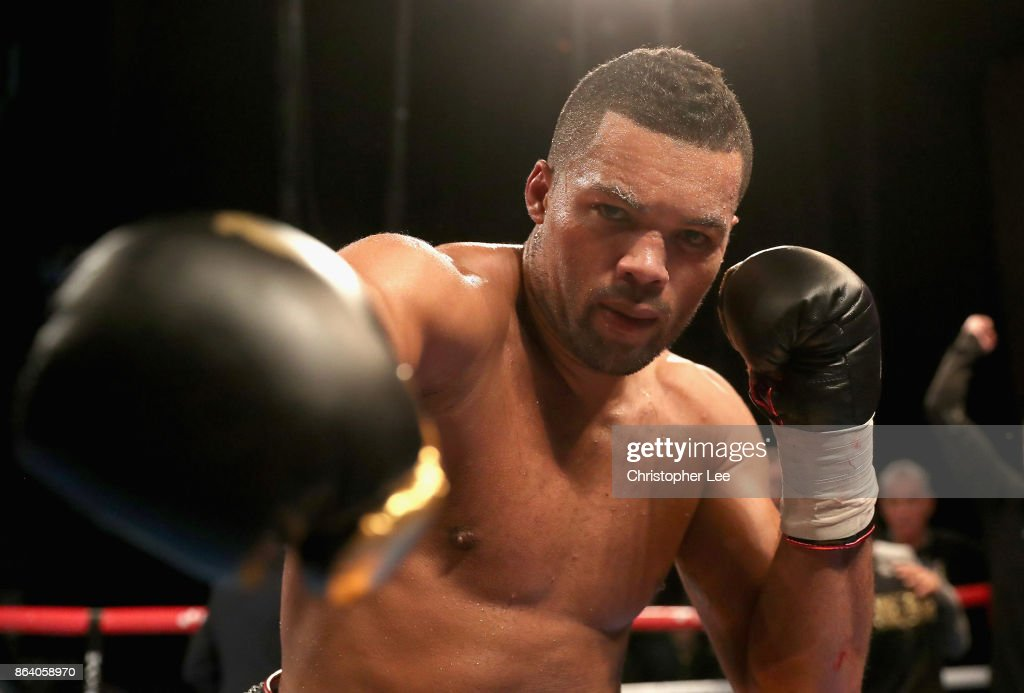 Joe Joyce vs. Ian Lewison Fight