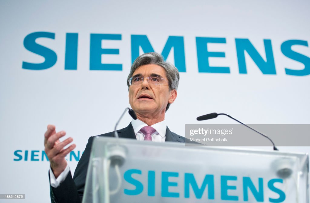 Siemens AG Company's Press And Analyst Conference