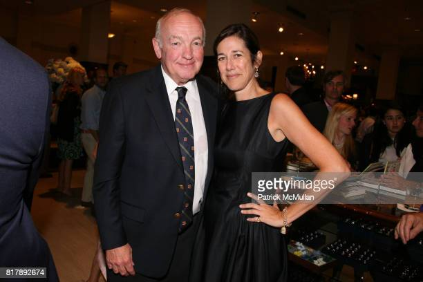 Joe Kanon and Lisa Birnbach attend The launch of 'True Prep' at Brooks Brothers on September 14 2010 in New York
