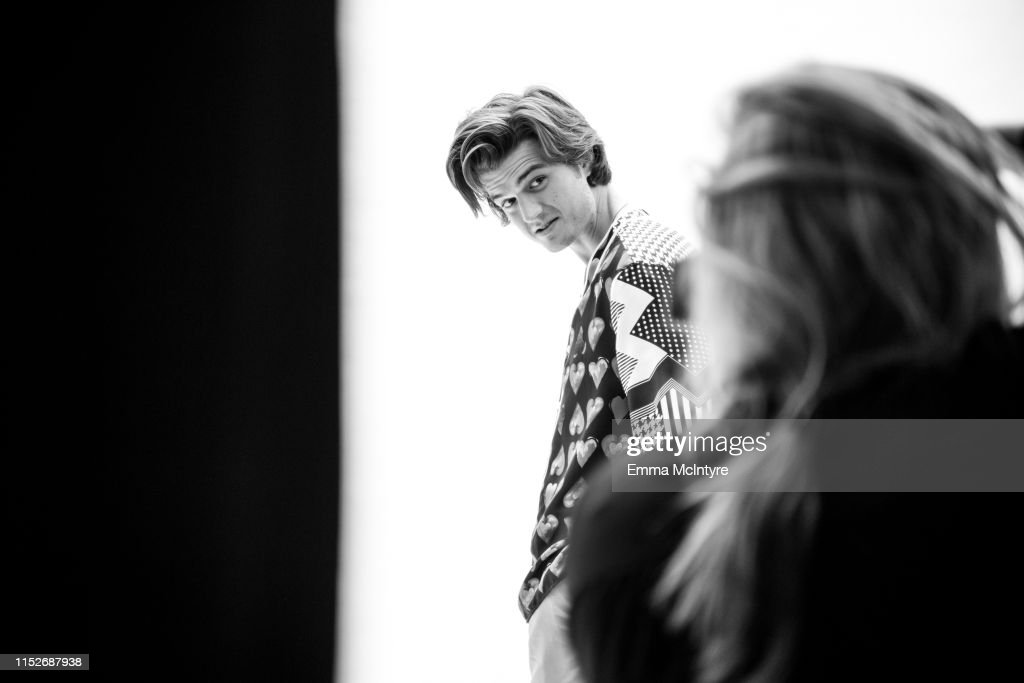 """Stranger Things"" Season 3 Press Day - BTS : News Photo"