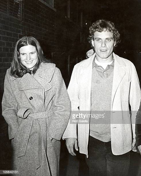 Joe Kennedy and Sheila Brewster Rauch during 21st 18th Birthday Party for Caroline Kennedy and John F Kennedy Jr at Le Club in New York City New York...
