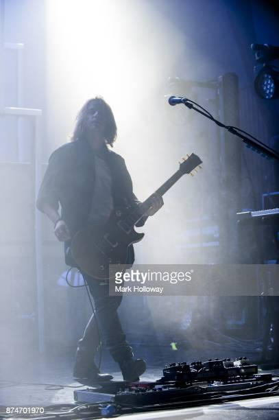 Joe LangbridgeBrown of Nothing But Thieves performs at O2 Guildhall on November 15 2017 in Southampton England