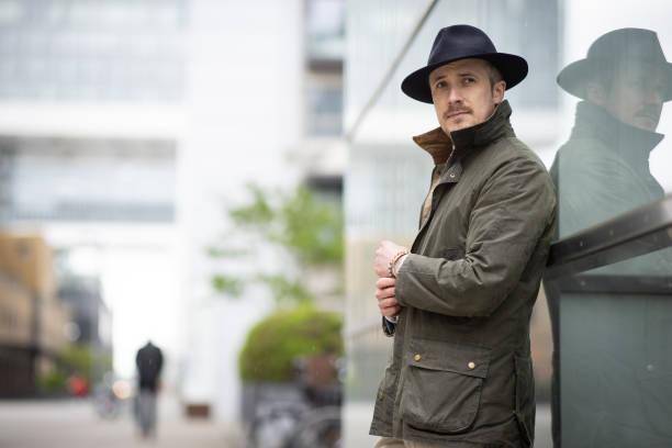 DEU: Joe Laschet Portrait Shooting In Cologne