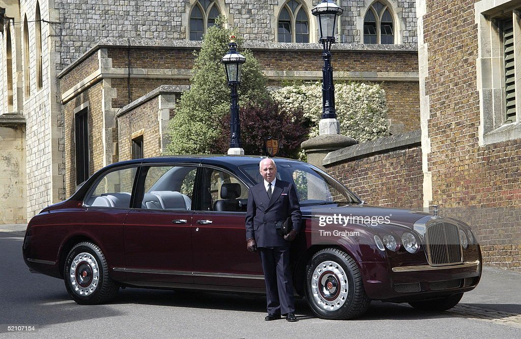 Chauffeur And Bentley Pictures Getty Images - Bentley chauffeur