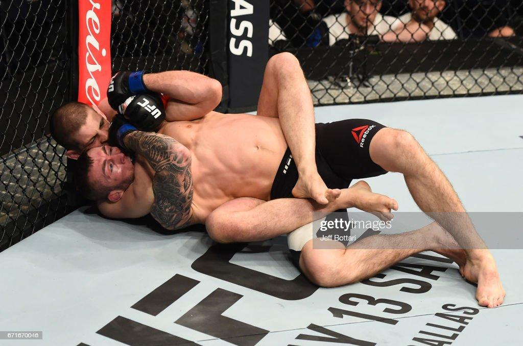UFC Fight Night: Lauzon v Ray : News Photo