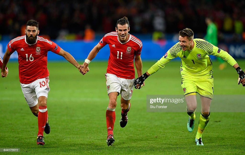 Wales v Belgium - Quarter Final: UEFA Euro 2016
