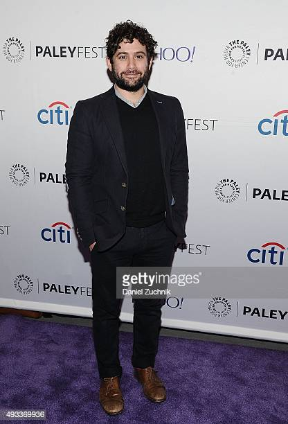 """Joe Lewis attends PaleyFest New York 2015 """"Transparent"""" at The Paley Center for Media on October 19, 2015 in New York City."""