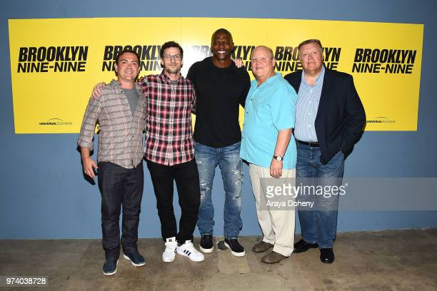 Brooklyn Nine Nine Pictures and Photos - Getty Images