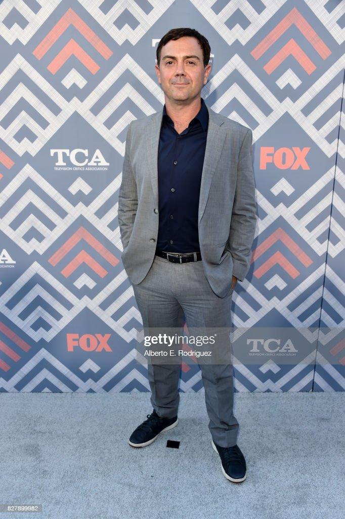2017 Summer TCA Tour - Fox - Arrivals