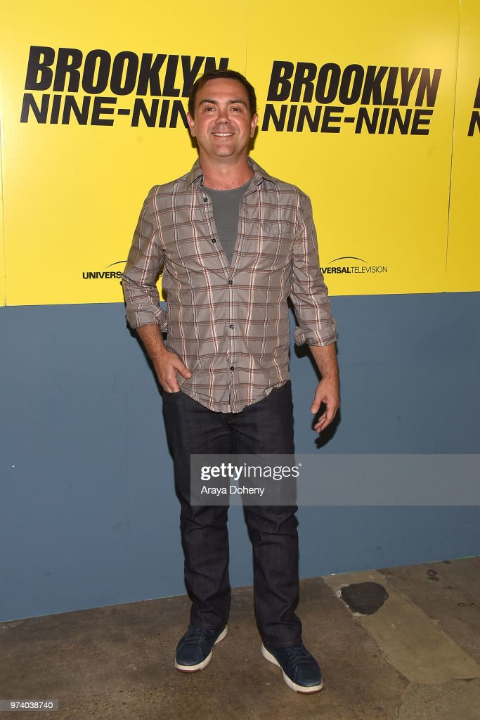 "Universal Television's FYC @ UCB - ""Brooklyn Nine-Nine"" - Arrivals"