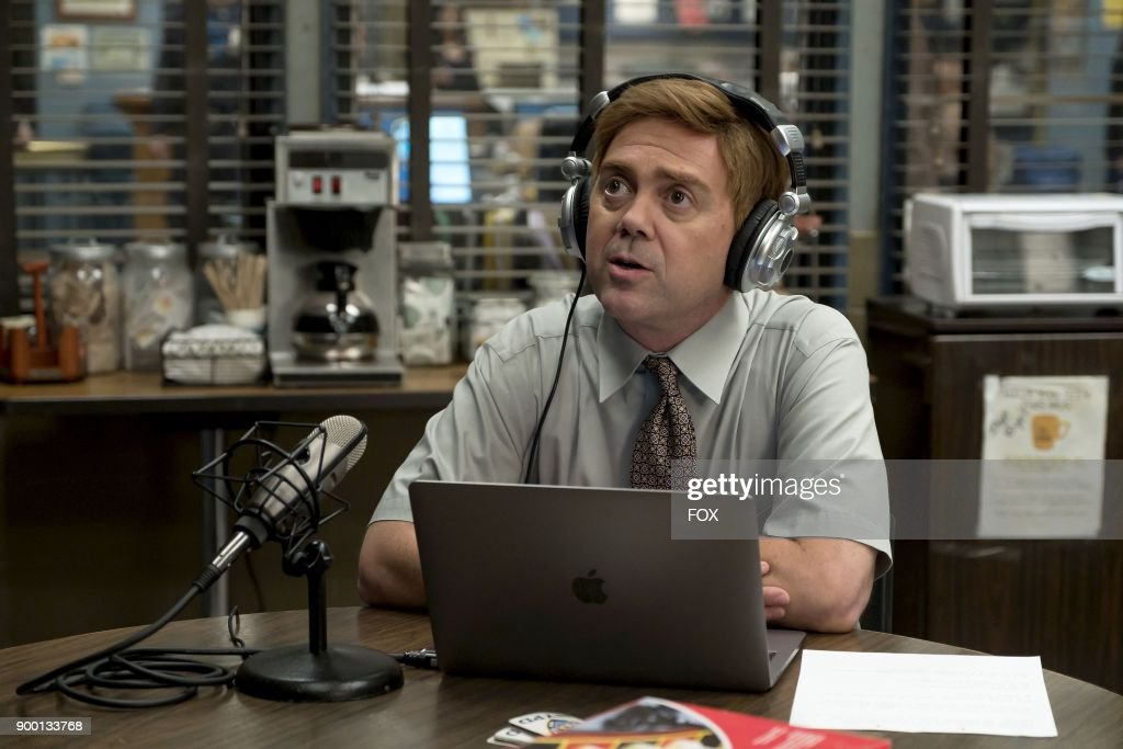 Joe Lo Truglio in the 'The Big House Pt.2' episode of BROOKLYN NINE-NINE airing Tuesday, Oct. 3 (9:30-10:00 PM ET/PT) on FOX.