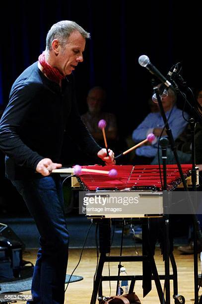 Joe Locke Watermill Jazz Club Dorking Surrey January 2016 Artist Brian O'Connor