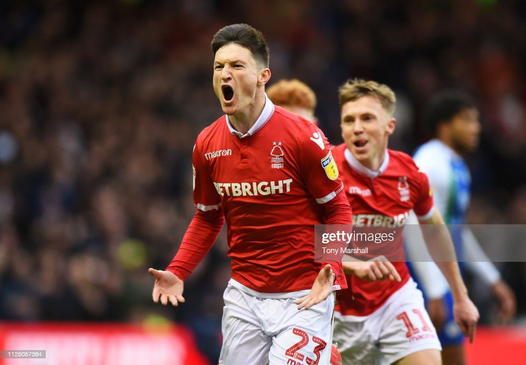 Nottingham Forest v Wigan Athletic - Sky Bet Championship : News Photo