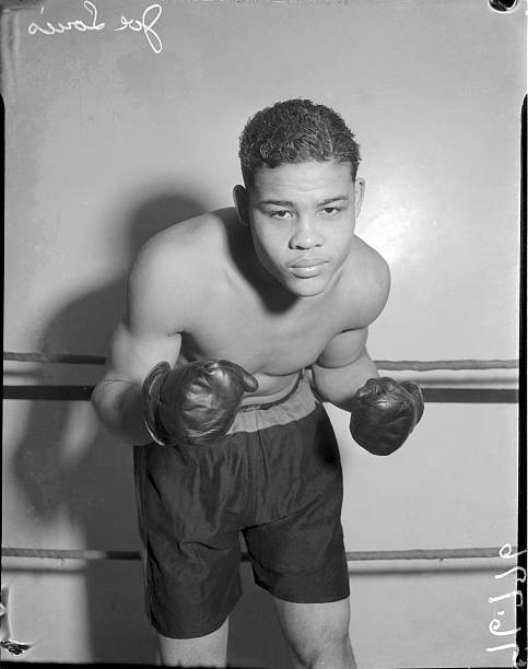 UNS: 13th May 1914 - Boxer Joe Louis Born