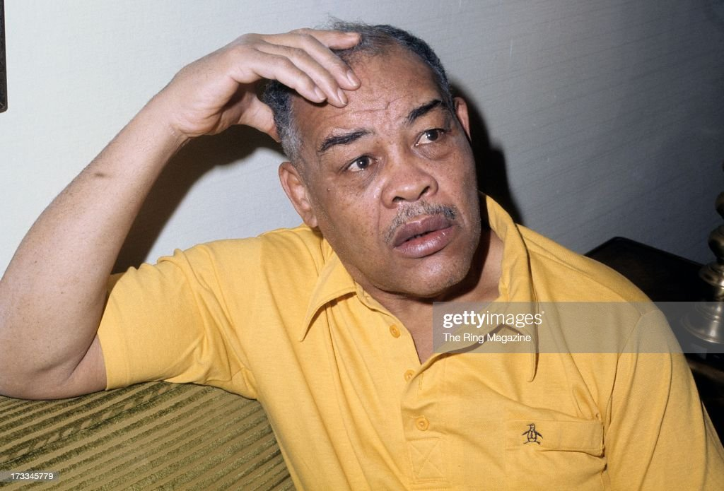 Joe Louis poses for a portrait during an interview at his home in New York.
