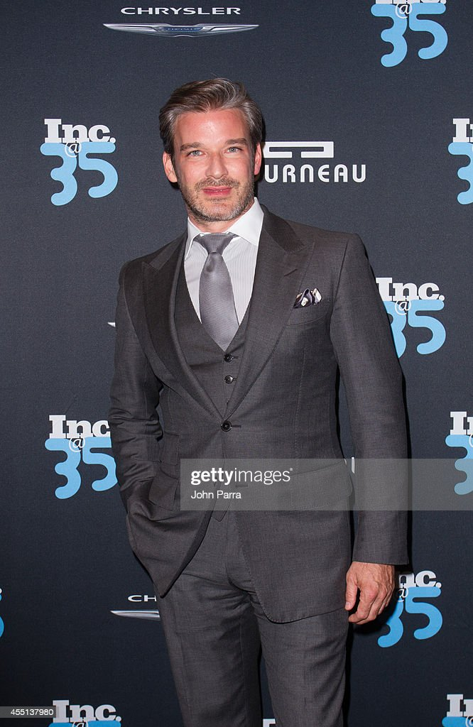 Joe Lupo attends Inc. Magazine 35th Anniversary Party at Tourneau Time Machine on September 9, 2014 in New York City.