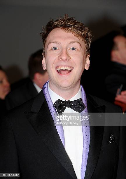 Joe Lycett attends the National Television Awards at 02 Arena on January 21 2015 in London England